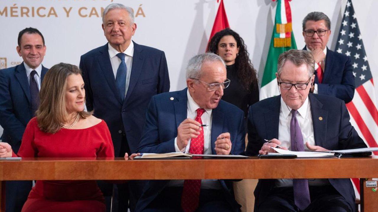Pese a esperanzas de AMLO los resultados del T-MEC serán marginales: expertos