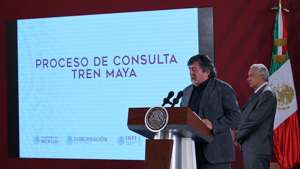 ONU critica consulta del Tren Maya: no cumplió con estándares