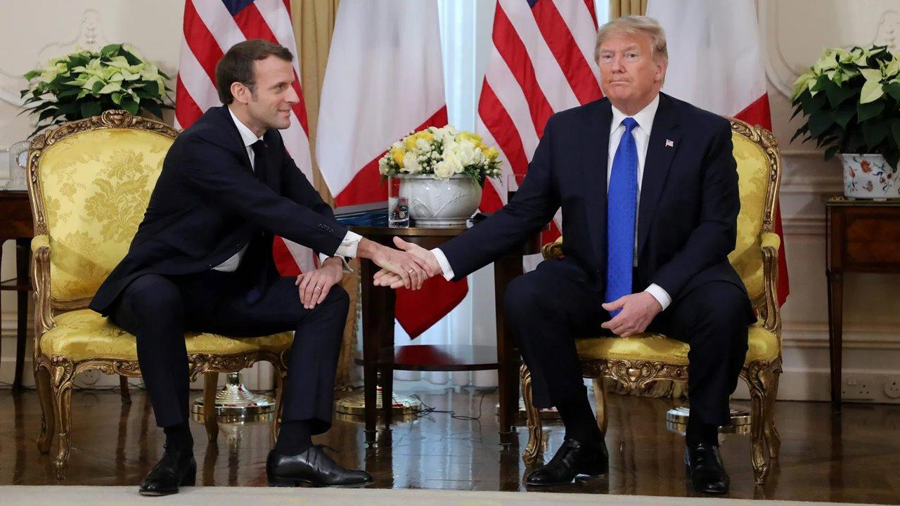 Trump se pelea con Europa ahora por impuestos digitales a empresas de EU