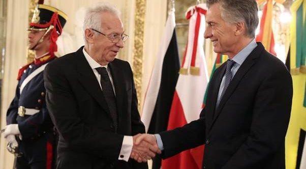 Acusan otra vez de robo al embajador de México en Argentina