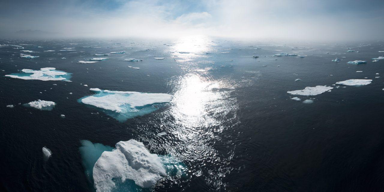 Calentamiento global causa derretimiento 'irreversible' del hielo antártico: estudio