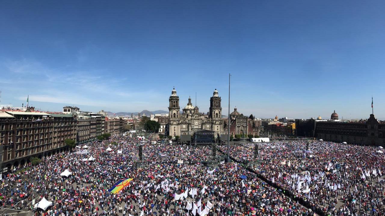 Día de la Revolución será el primer gran evento con público en pandemia