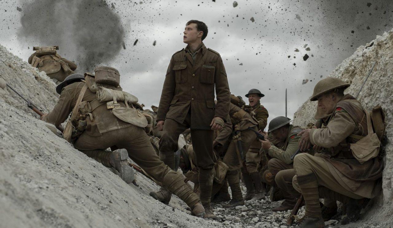 1917 Oscar