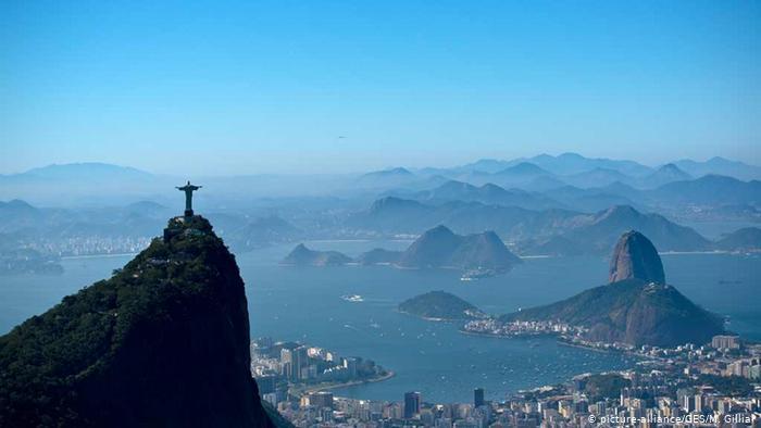 Río de Janeiro experimenta con la eliminación ecológica de residuos