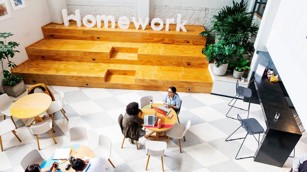 Coworking-Homework
