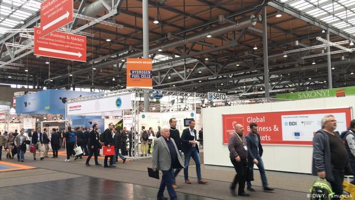 Alemania busca atraer empresas mexicanas a la Hannover Messe