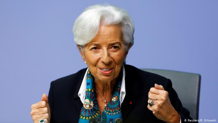 Lagarde: Sin la Unión Europea, el PIB per cápita de la Eurozona sería 20 % menor