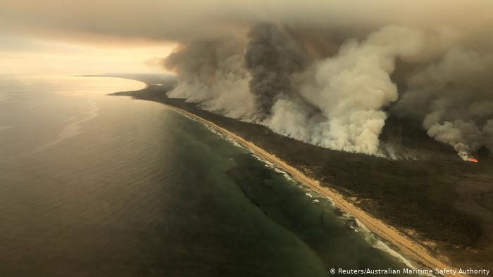 Foro Económico Mundial: el cambio climático es el principal 'riesgo global'