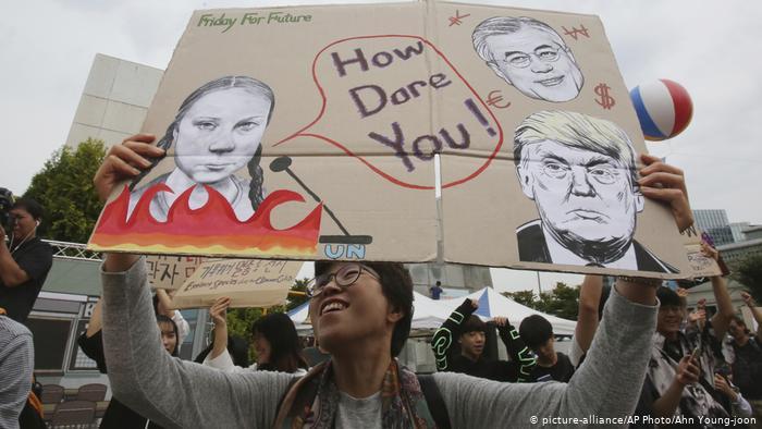 Cambio climático: de las calles a las aulas