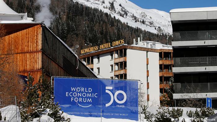 WEF 2020 | El Foro Económico Mundial de Davos no es un club exclusivo