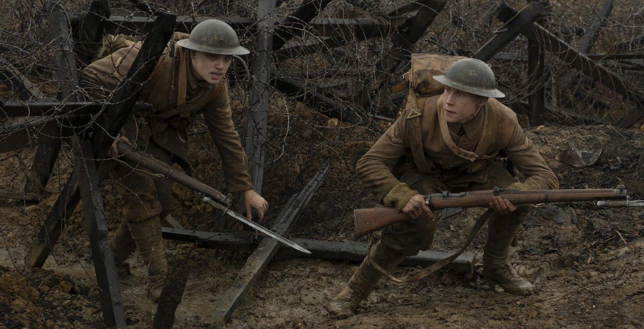 '1917' declara la guerra por el Oscar a Scorsese y Tarantino