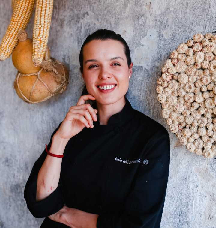 chef Adria Marina 'Women & Traditional Cuisine'