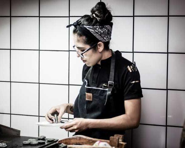 Chef Krysw Ruelas