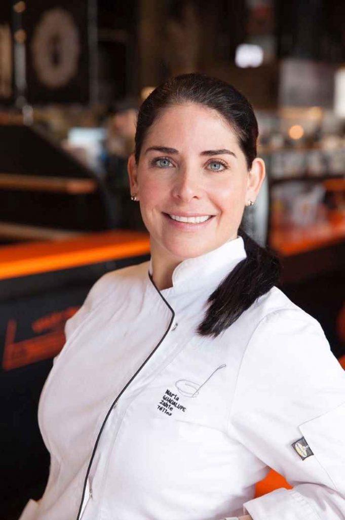 Chef Zahie Téllez 'Women & Traditional Cuisine'