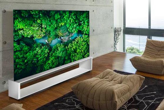 LG presentará pantallas que permiten calidad 8K real en la edición del CES 2020