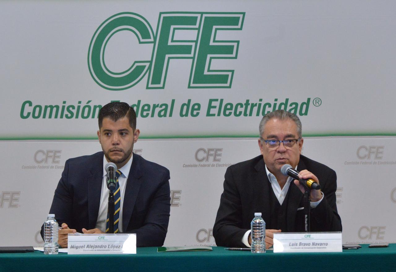 La CFE pretende ahorrar 7,000 mdp en las licitaciones durante este año