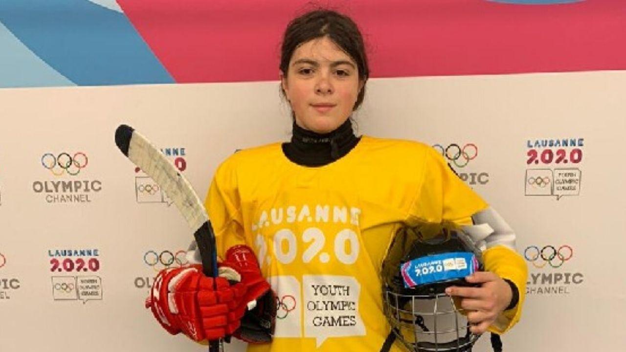 Luisa Wilson gana la primera medalla de oro en la historia para Mexico en JO invernales