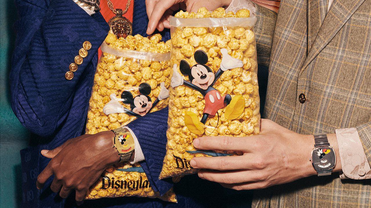 Gucci x Disney: la colección que celebra al icónico Mickey Mouse