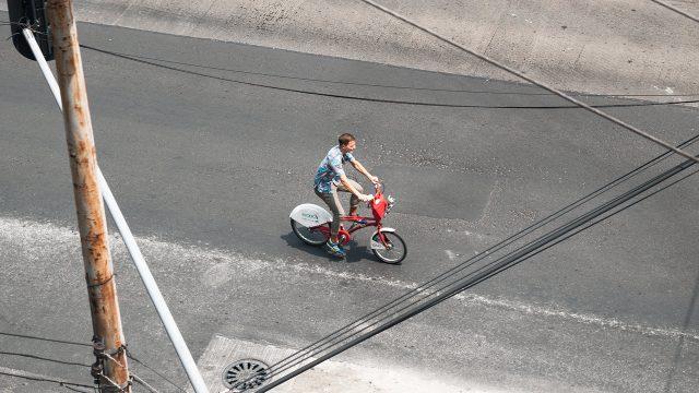 eco bici, bicicleta, bici, movilidad