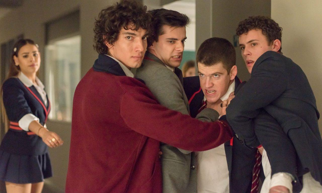 'Élite' temporada 3 anuncia su llegada a Netflix