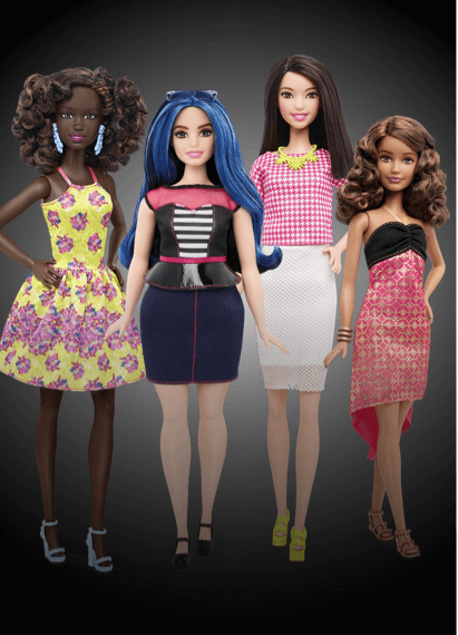 Barbie-Fashionistas