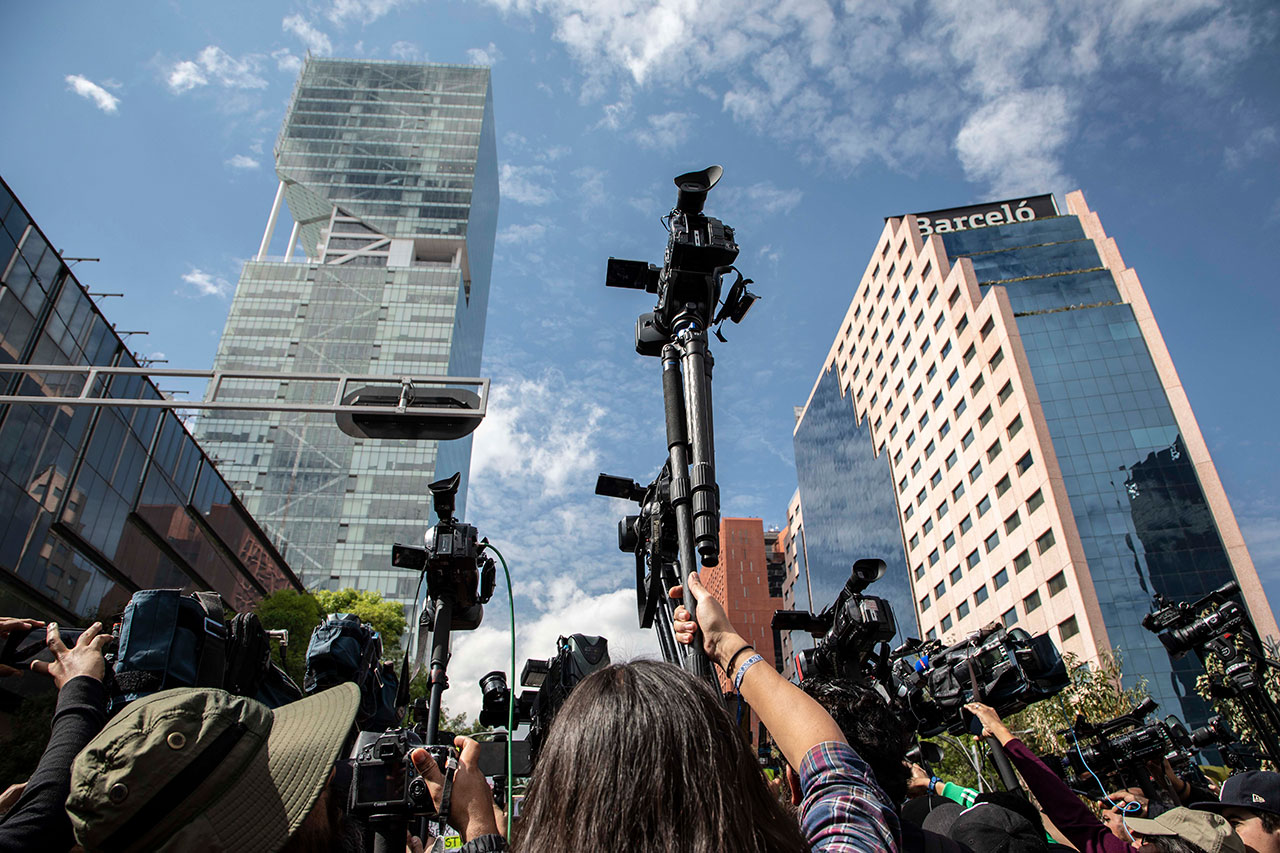 <i></noscript></noscript>Silencio radio</i> y la prensa censurada en Ambulante