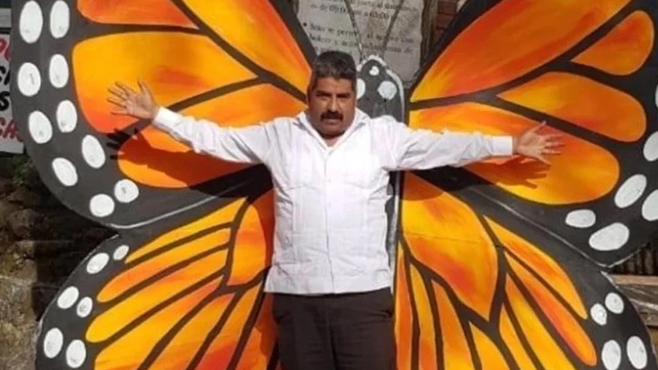 Tras 16 días hallan sin vida a Homero Gómez González, defensor de la mariposa monarca