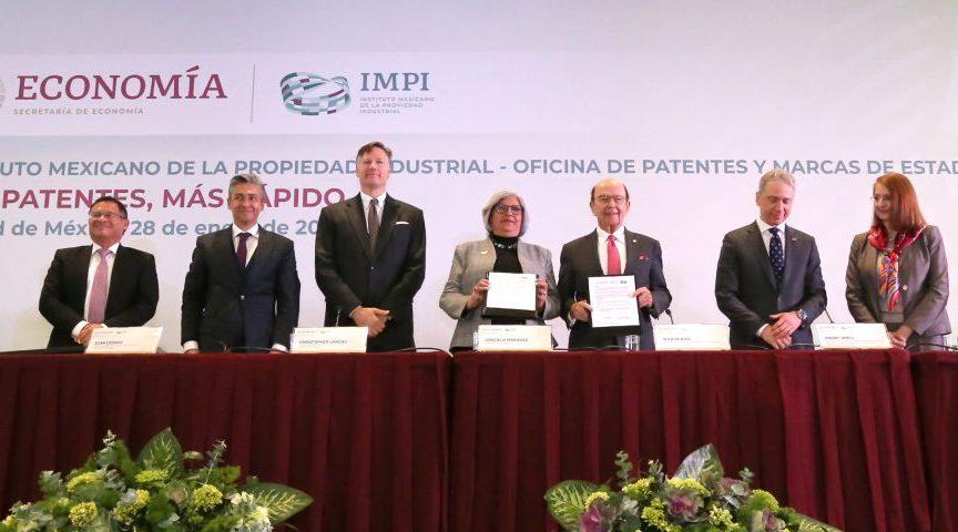 Es momento para que México demuestre compromiso con propiedad intelectual: Ross