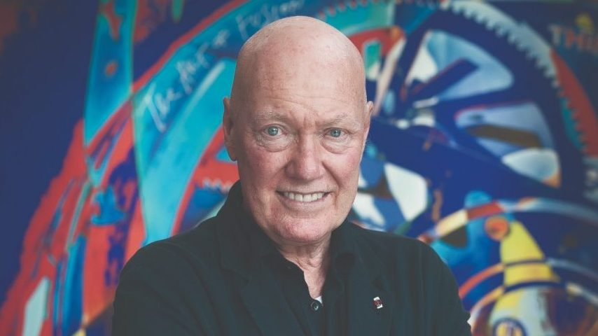 Jean-Claude Biver, una leyenda en pos del arte