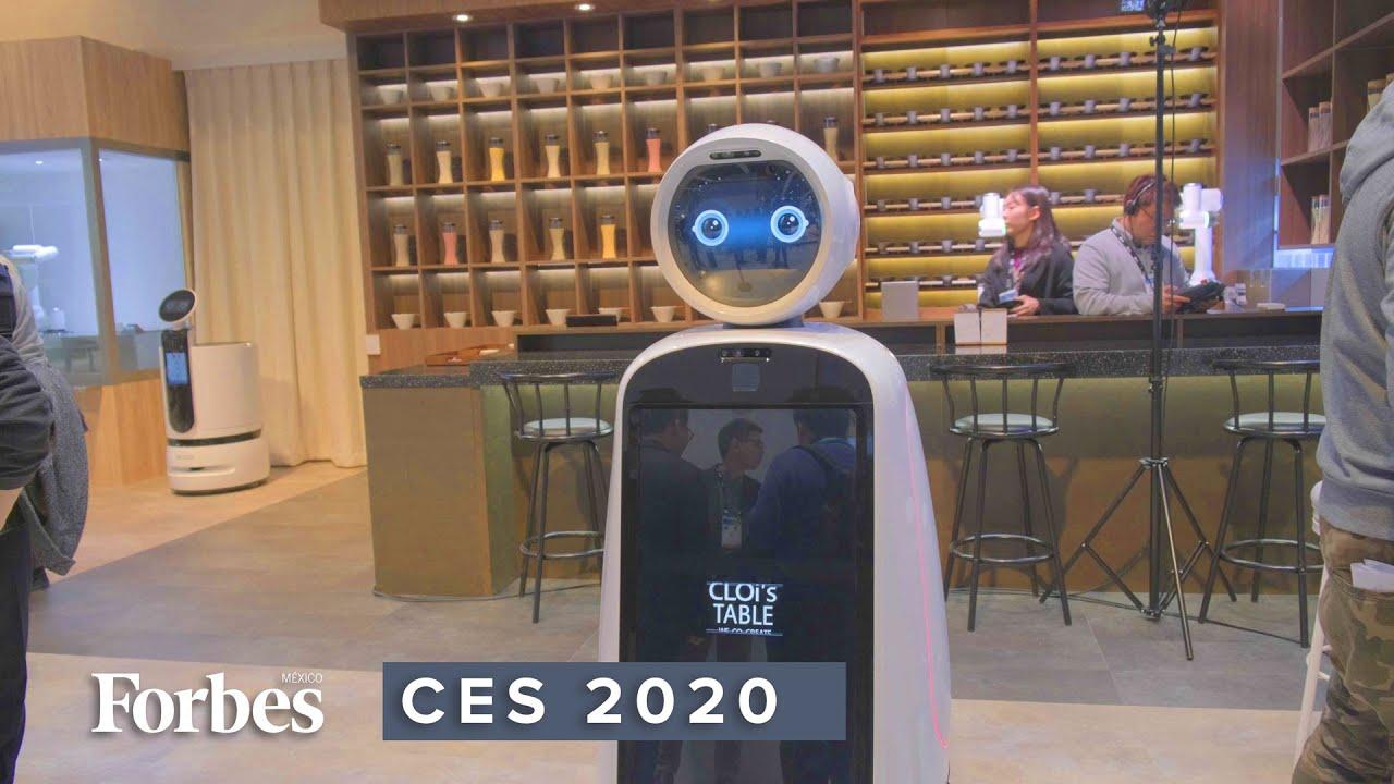CES2020 | LG integrará tus dispositivos a través de inteligencia artificial