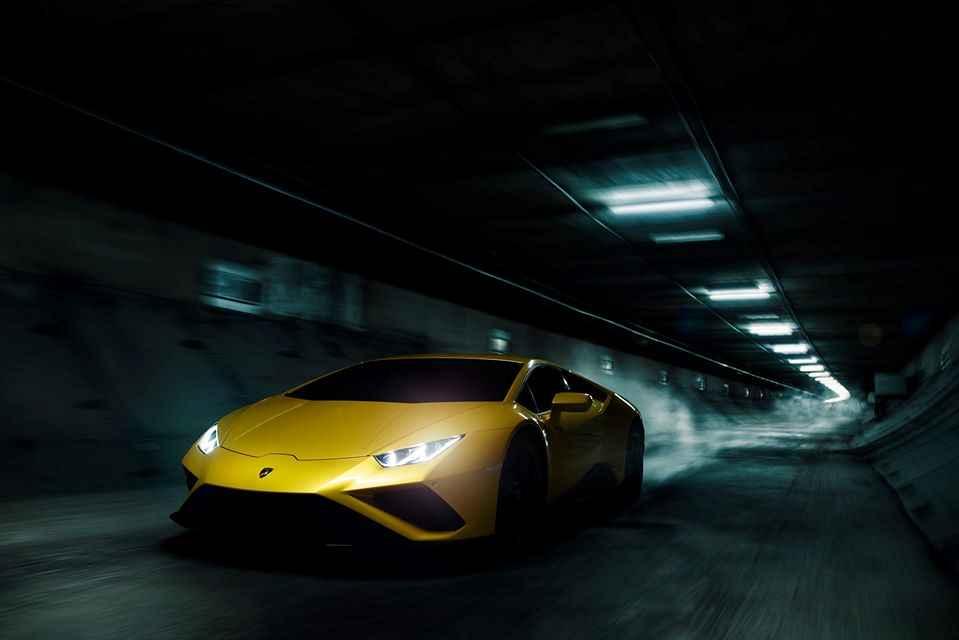 Lamborghini Huracán EVO RWD, pureza mecánica