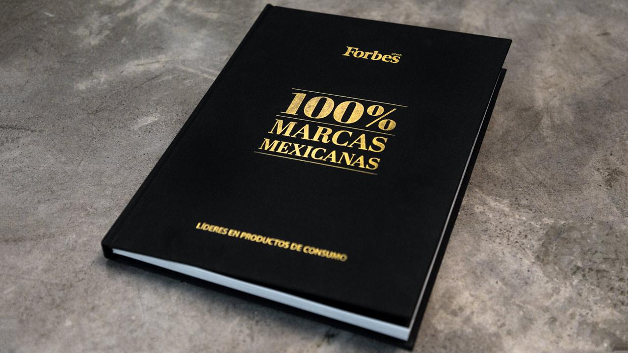 Las 100% Marcas Mexicanas, un lanzamiento de Forbes México
