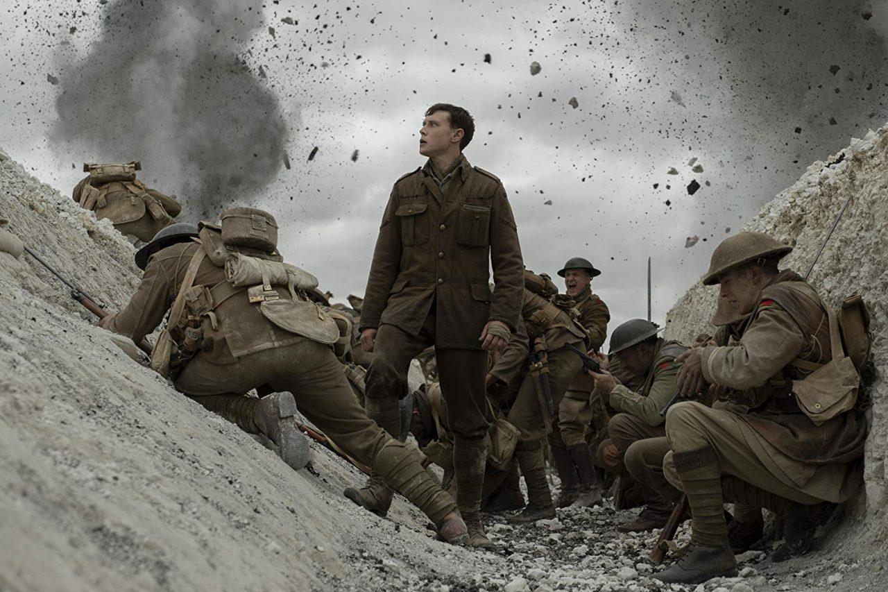 El heroísmo de la Gran Guerra: '1917', de Sam Mendes