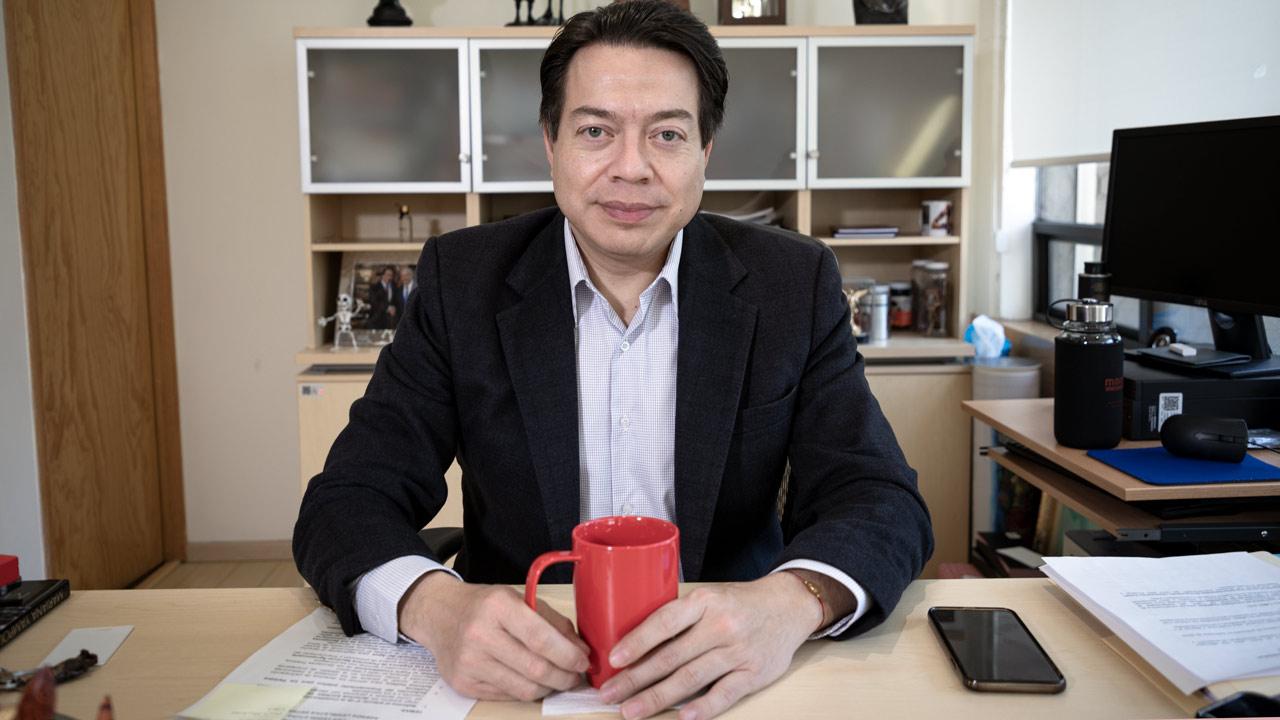 Consolidar la 4T, el objetivo de Cámara de Diputados en 2020: Mario Delgado