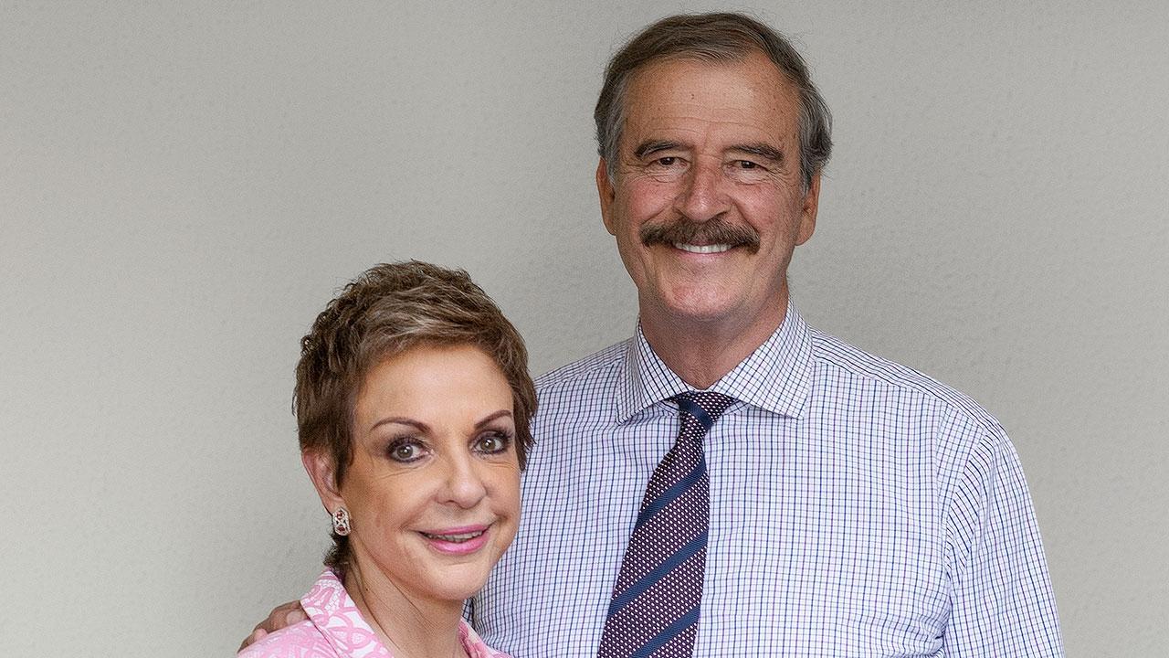 Porque la conozco, todo mi amor y todo mi apoyo a Marta: Vicente Fox