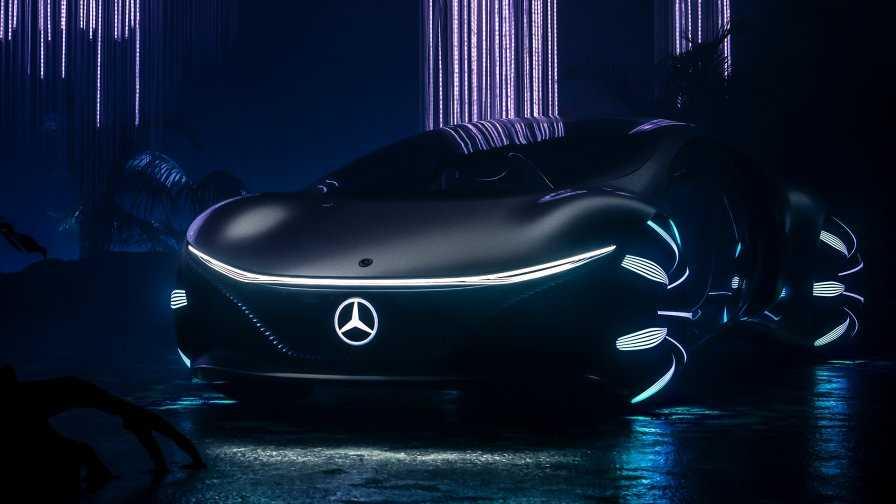 Mercedes Benz Avatar