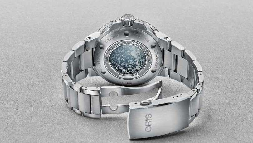 Oris Lake Baikal Limited Edition reverso (2)