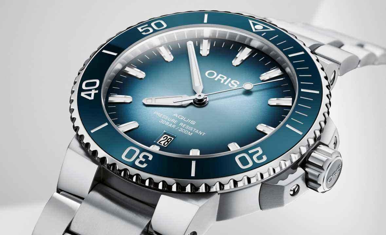 """Oris Lake Baikal, el reloj que protege al """"Ojo azul de Siberia"""""""