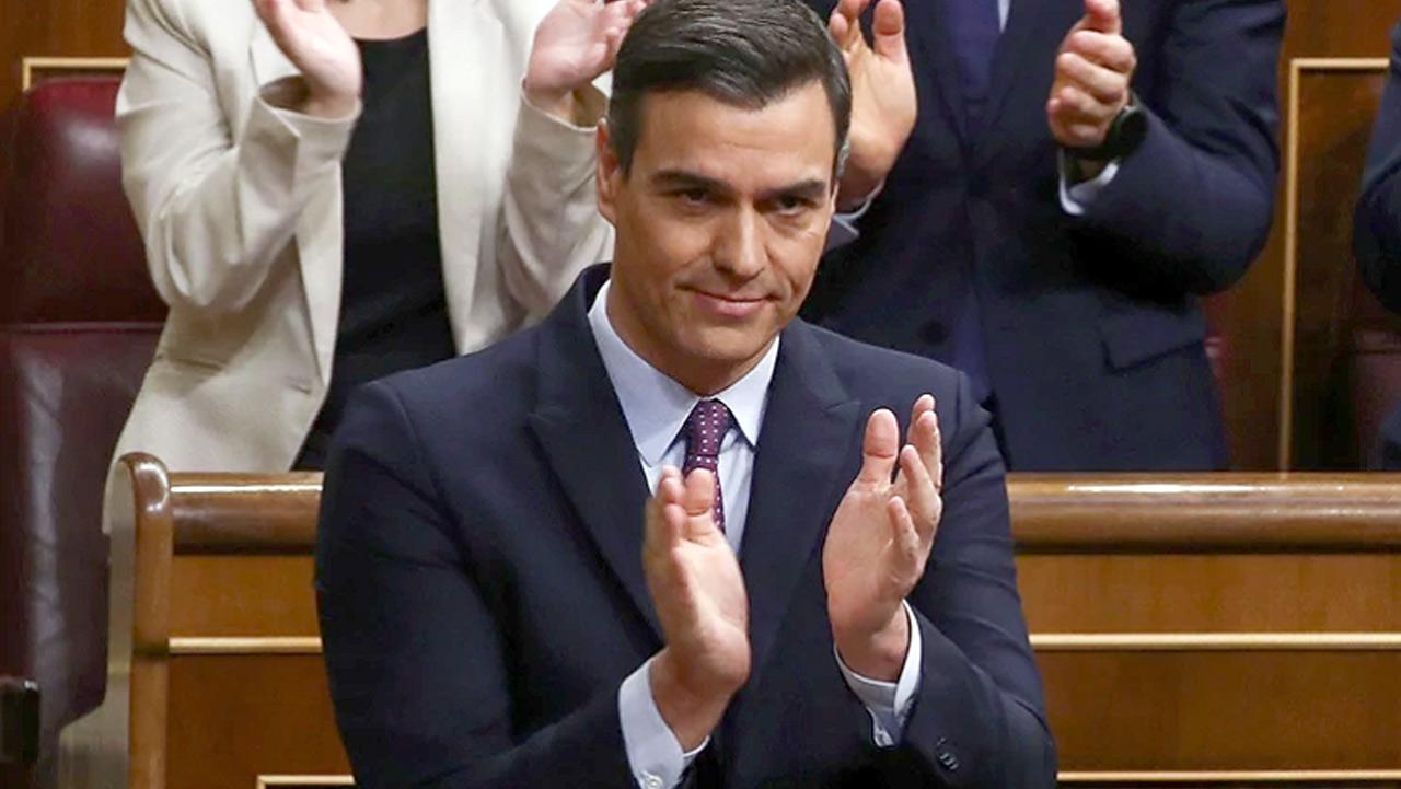 Pedro Sánchez jura como presidente de España