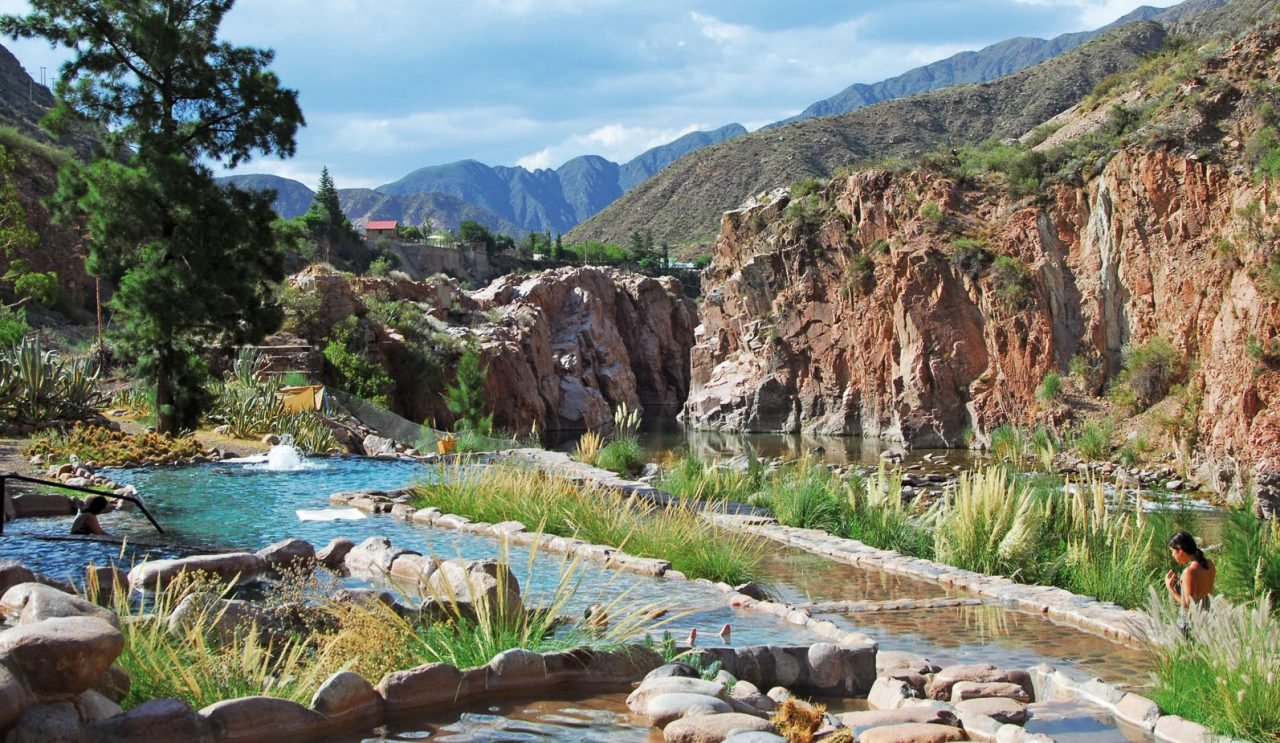 Termas de Cacheuta, el spa natural de Mendoza