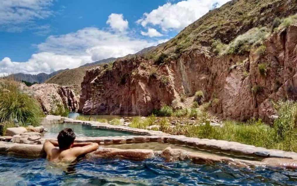 Termans de Cacheuta Mendoza