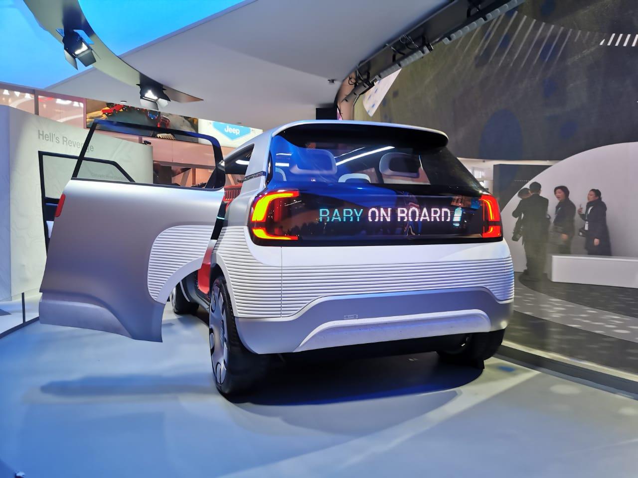 CES2020 | Así son los vehículos más futuristas que hacen ruido en Las Vegas
