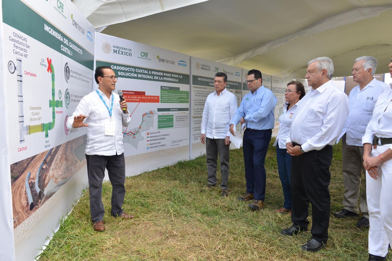 Engie invertirá 500 mdp en gasoducto para Península de Yucatán