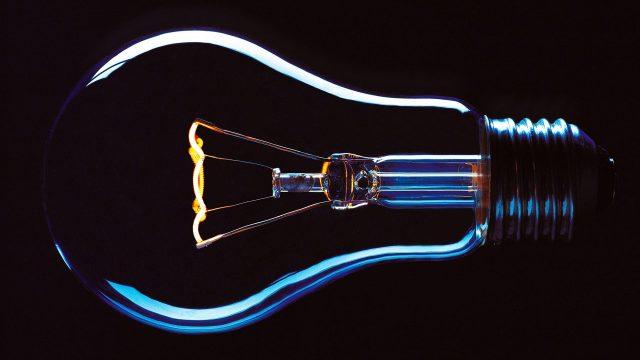 luz electricidad