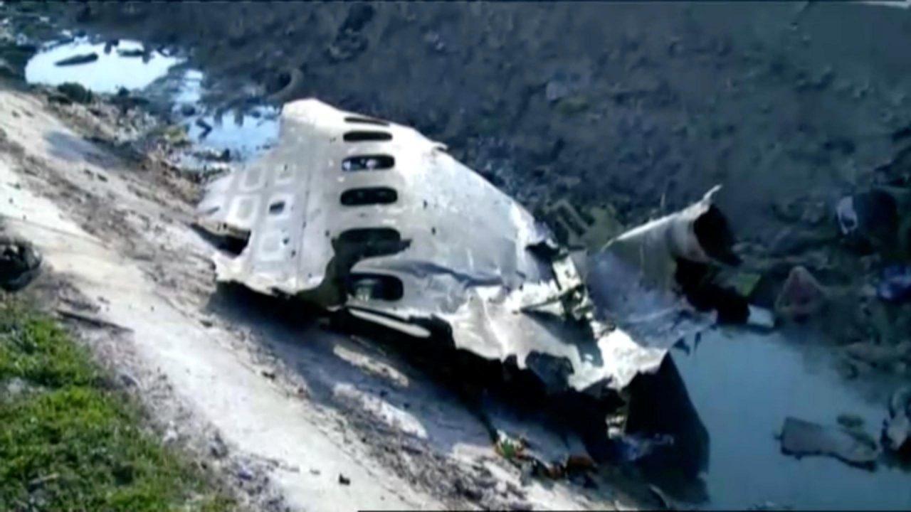 Descartan terrorismo en caída de avión ucraniano en Irán