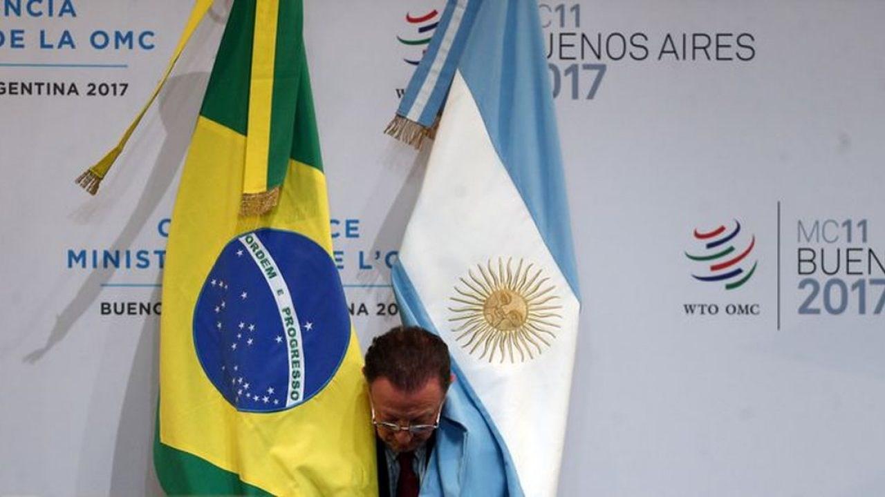 México mira a Brasil y Argentina para expandir su comercio