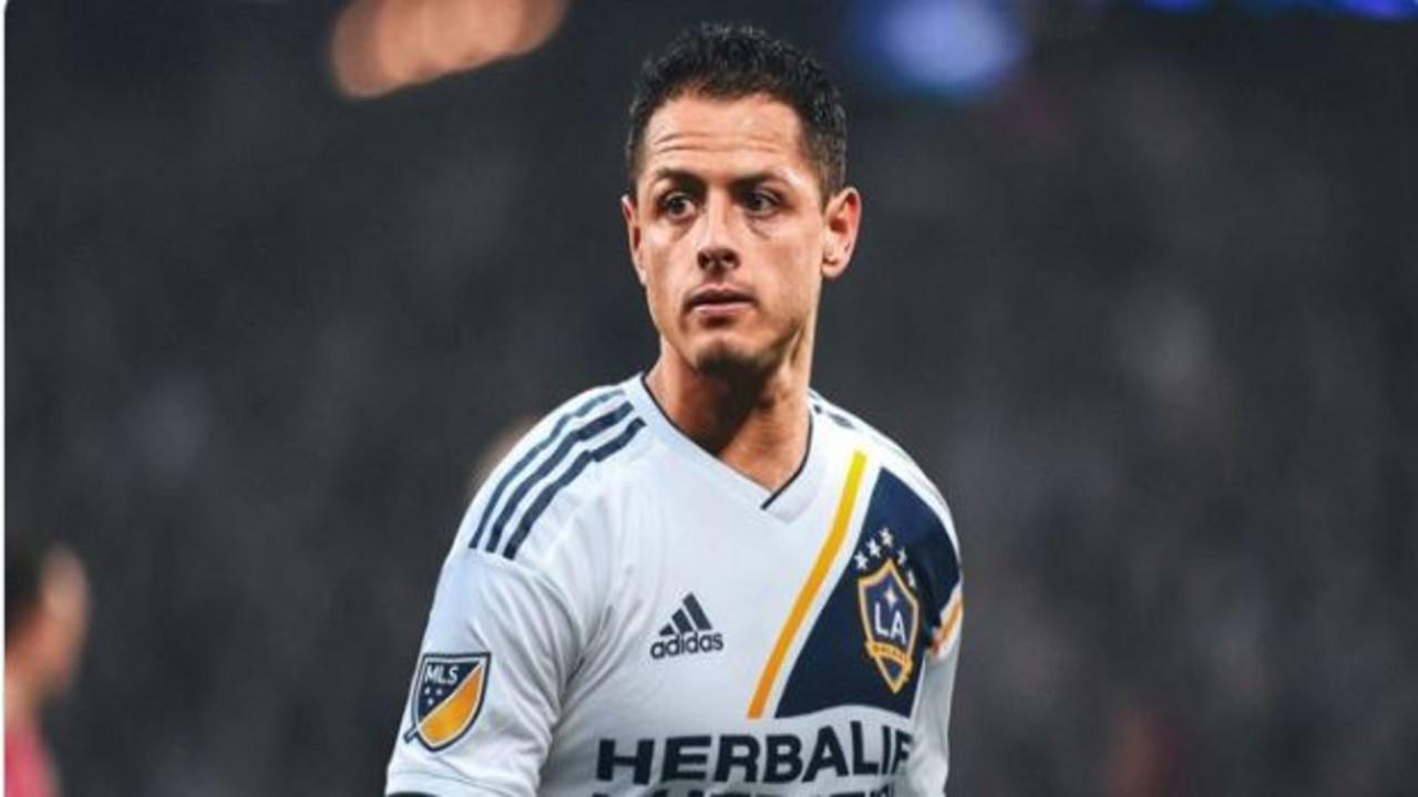 Los Ángeles Galaxy ficha al 'Chicharito'; será el mejor pagado de la MLS