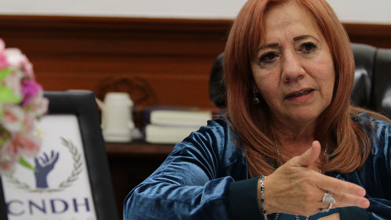 Crisis de derechos humanos no la puede resolver solo la CNDH: Rosario Piedra