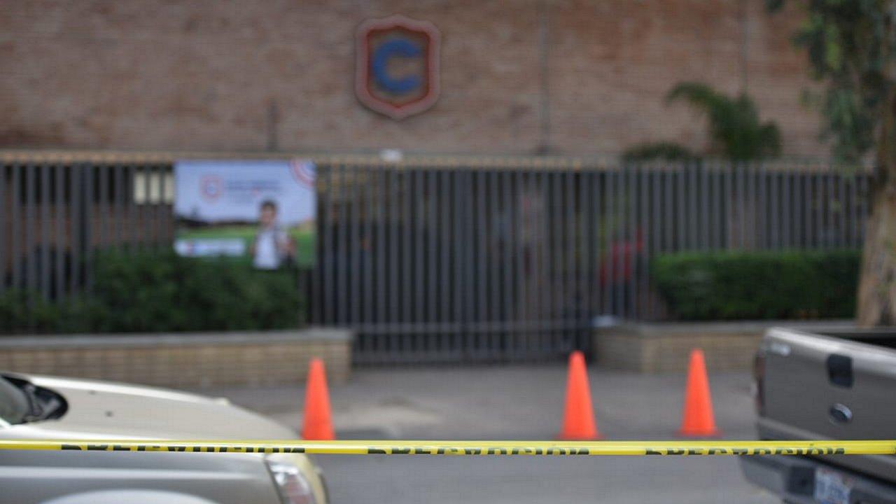 Revelan entorno familiar de niño que disparó en colegio Cervantes