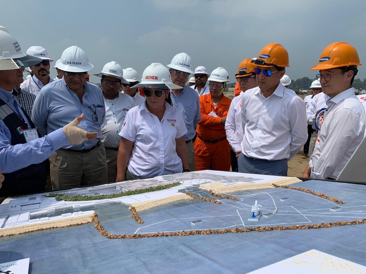 Contratista KBR abandona refinería de Dos Bocas por sobrecostos